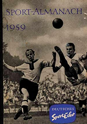 Sport-Almanach 1959: Sport-Almanach 1959
