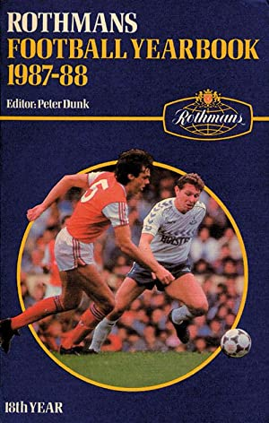 Rothmans Football Yearbook 1987-88: Rothmans 1987
