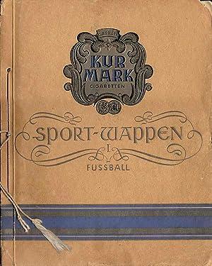 Sport-Wappen I - Fußball.: Sammelbilder-Kurmark