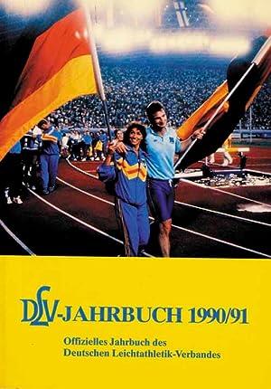 Jahrbuch der Leichtathletik 1990/91: DLV 1990/91