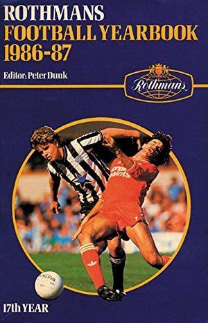 Rothmans Football Yearbook 1986-87: Rothmans 1986