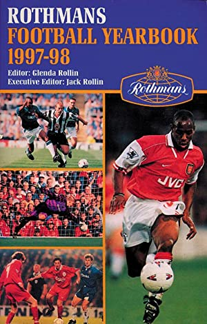 Rothmans Football Yearbook 1997-98.: Rothmans 1997