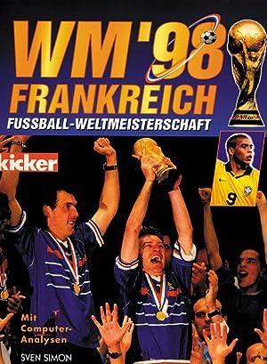 Frankreich Fußball-WM 1998.: Simon 98, Sven