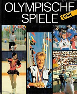 Sòul. XV. Olympische Winterspiele Calgary 1988. Gesamtausgabe: Spiele der XXIV.Olympiade