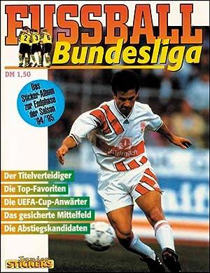 Fußball-Bundesliga. Das Sticker-Album zur Endphase der Saison '94/'95.: ...