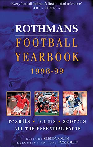Rothmans Football Yearbook 1998-99: Rothmans 1998