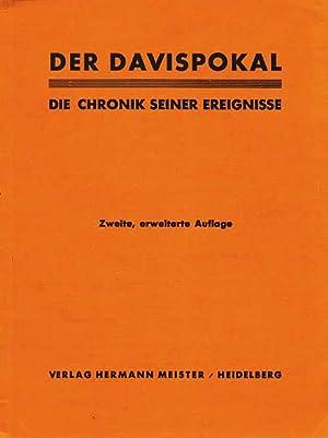 Der Davispokal. Die Chronik seiner Ereignisse.: Meister, Hermann