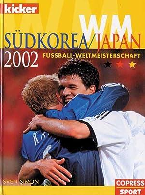 Südkorea/Japan 2002 Fußball-Weltmeisterschaft: Simon 02, Sven