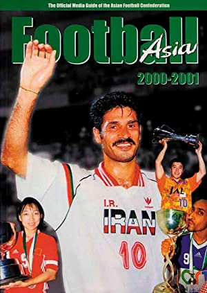 Football Asia 2000/01. The Official Media Guide of the Asian Football Confederation.: Maitland...