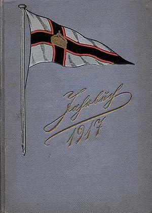 Jahrbuch des Kaiserlichen Yacht-Clubs für das dreißigste Club-Jahr 1917.: K.Y.C. 1917