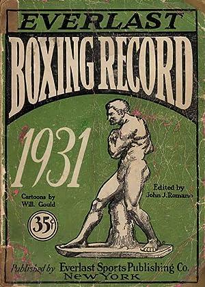 Everlast Boxing Record 1931.: Romano, John J.