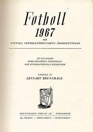 Fotboll 1967.: Brunnhage