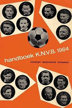 Handboek 1964. 1.Jahrgang!!!: Voetbal Handboek K.N.V.B.