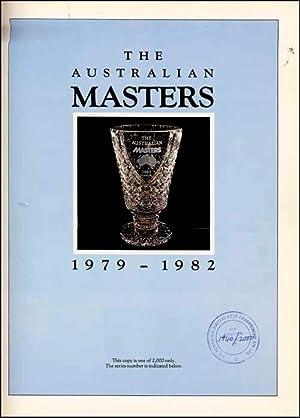 The Australian Masters 1979 -1982.: Golf - Gair, Jonathon