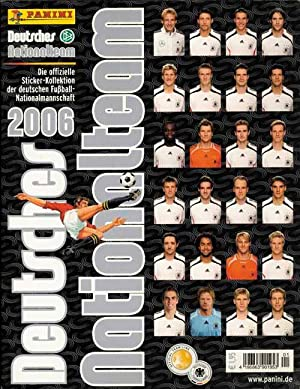 Deutsches Nationalteam 2006.: Sammelbilder-Panini 06