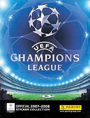 UEFA Champions League 2007/2008.: Sammelbilder-Panini 07
