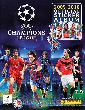 UEFA Champions League 2009/2010.: Sammelbilder-Panini 09