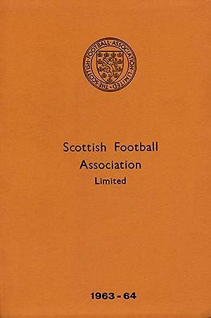 Scottish Football Association Limited 1963 - 1964.: SFA 1963-64