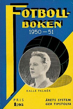 Fotboll-boken 50-51