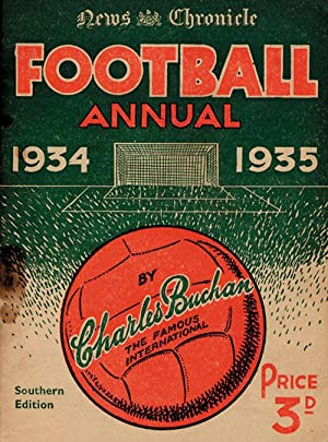 Football Annual 1934-35.: News Chronicle