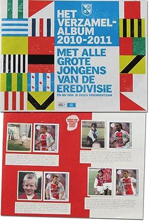 Het Verzamel-Album 2010-2011: Sammelbilder-Albert-Heijn