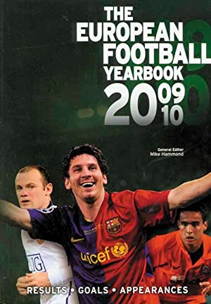 The European Book Of Football 2009/2010.: Hammond, Mike