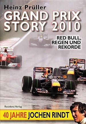 Grand Prix Story 2010: Red Bull, Regen und Rekorde: Prüller 10, Heinz