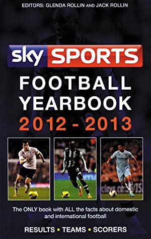 Sky Sports Football Yearbook 2012-13: Sky Sports 2012
