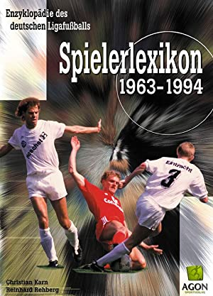 Spielerlexikon 1963-1994: Karn / Rehberg
