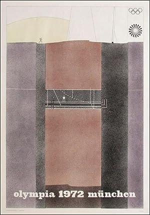 Günter Desch: Olympia 1972 München: Plakat OSS72
