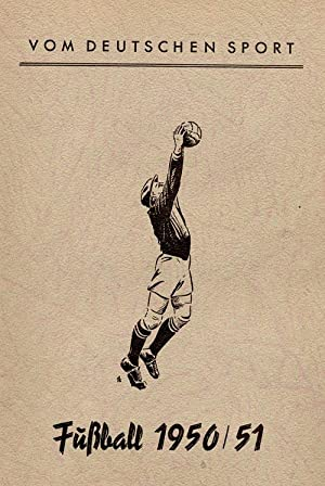 Vom Deutschen Sport. Band 3: Fußball 1950/51.: Sammelbilder-Schuma Bd.3