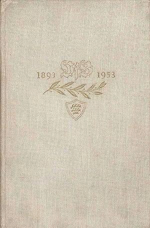 60 Jahre Verein für Bewegungsspiele Stuttgart 1893.: Stuttgart VfB - Gechter, E.H.