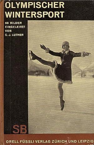 Olympischer Wintersport.: Luther, C.J.