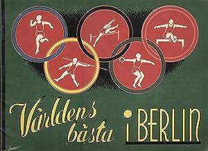 Varldens basta i Berlin.: Sammelbilder