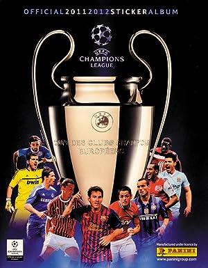 UEFA Champions League 2011/2012.: Sammelbilder-Panini 11