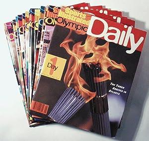 Tagesprogamme Atlanta 1996 Day/Tag Nr. 1-18 (komplett).: Tagesprogramm 1996