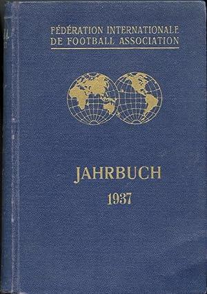 FIFA-Jahrbuch 1937. Achte Ausgabe.: FIFA 1937