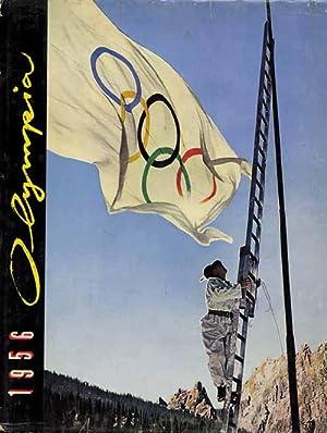 Olympia 1956. Cortina d'Ampezzo, Stockholm, Melbourne.: Thiel, Toni