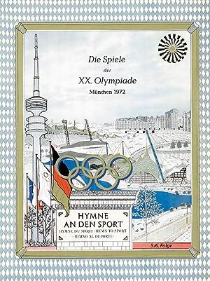 entdecken sie sammlungen von olympia 1972 kunst und sammlerst cke abebooks agon sportsworld. Black Bedroom Furniture Sets. Home Design Ideas