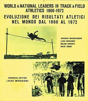 World & National Leaders in Track &: Mengoni, Luigi