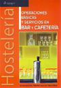 Operaciones básicas y servicios en bar y: Francisco García Ortiz;