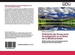 Definición de Áreas para investigación en el: Rodrigo Jaramillo Arango