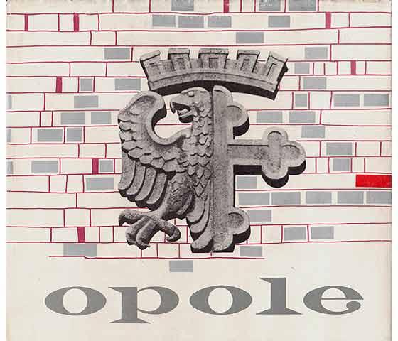 Opole Text Bild Band In Polnisch Zusammenfassung Und