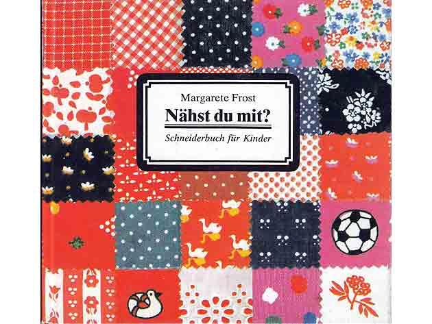 """Büchersammlung """"Handarbeiten"""". 3 Titel. 1.) Margarete Frost: Frost, Margarete; Adam,"""