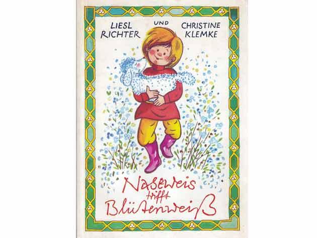 """Sammlung """"Naseweis-Geschichten"""". 3 Titel. 1.) Naseweis trifft: Klemke, Christine; Richter,"""
