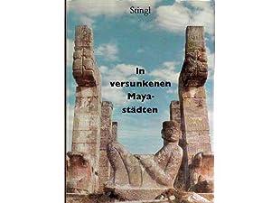 """Büchersammlung """"Maya"""". 3 Titel. 1.) In versunkenen: Stingl, Miloslav; Lange,"""
