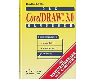 """Büchersammlung """"Corel Draw"""". 4 Titel. 1.) CorelDraw!: Triebler, Christine u."""