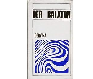 """Büchersammlung """"Reisen zum Balaton"""" 2 Titel. 1.): Vajkai, Aurel u."""