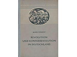 """Kleine Bibliothek """"Bücherei des Marxismus-Leninismus"""". 26 Titel.: Marx, Karl, Engels,"""