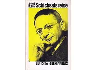 """Konvolut """"Alfred Döblin"""". 6 Titel 1.) Alfred: Döblin, Alfred"""